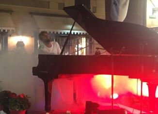Andrea Benelli incanta Albenga con le sue note 1