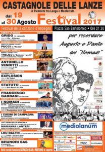 Festival Contro, edizione 2017 1