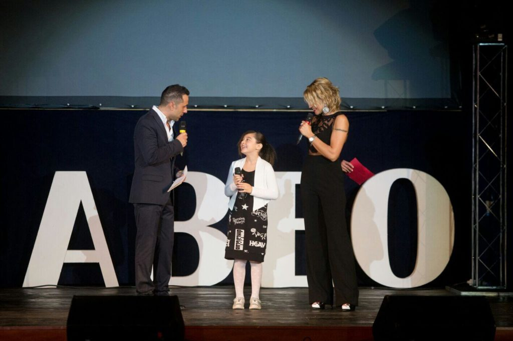 Abeo's got talent