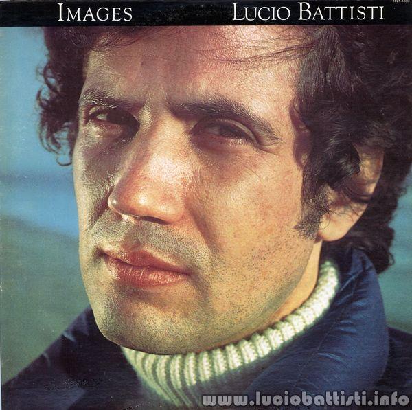 Images, l'album di Lucio Battisti per il mercato americano