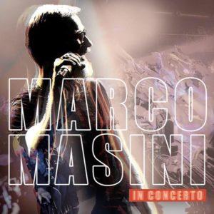 Marco Masini: il 29 settembre esce il disco live del tour 1