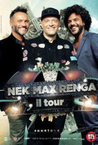 Nek, Max, Renga: il tour 1