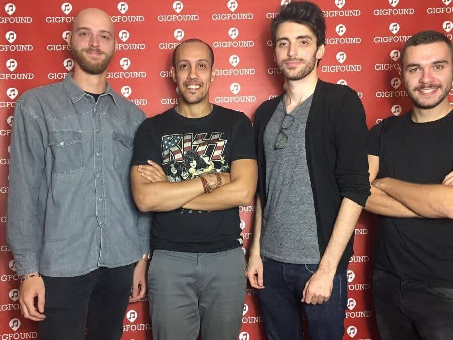 Gigfound connette i professionisti della musica con una app