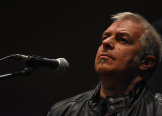 Davide Van De Sfroos stasera al Teatro Manzoni di Milano