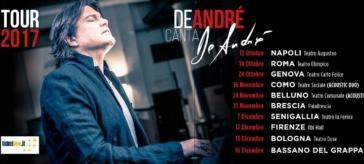 """""""De Andrè canta De Andrè, vol. 3"""": e il tour continua 1"""