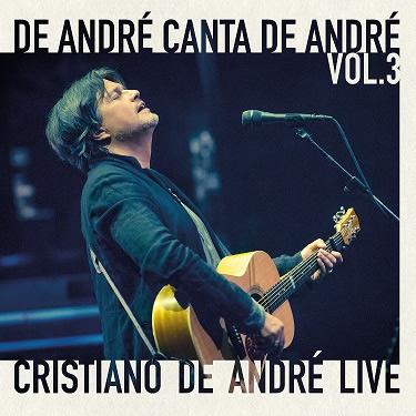 De Andrè canta De Andrè Vol. 3 e il Tour continua