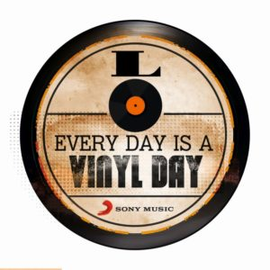 """Every day is a vinyl day"" !"