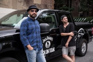 """Jack on tour"", Bastianich e Sada alla scoperta dei sapori New York 1"