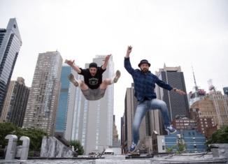 """Jack on tour"", Bastianich e Sada alla scoperta dei sapori New York"
