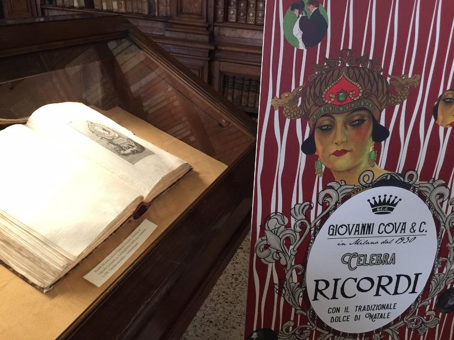 Pasticceria Giovanni Cova e Archivio Storico Ricordi