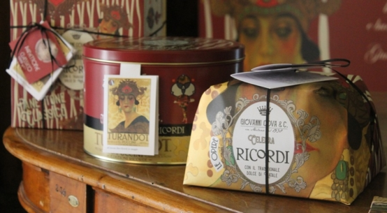 La tradizione pasticcera di Giovanni Cova & C. celebra l'Archivio Storico Ricordi