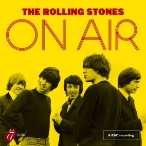 The Rolling Stones ON AIR esce il 1 dicembre