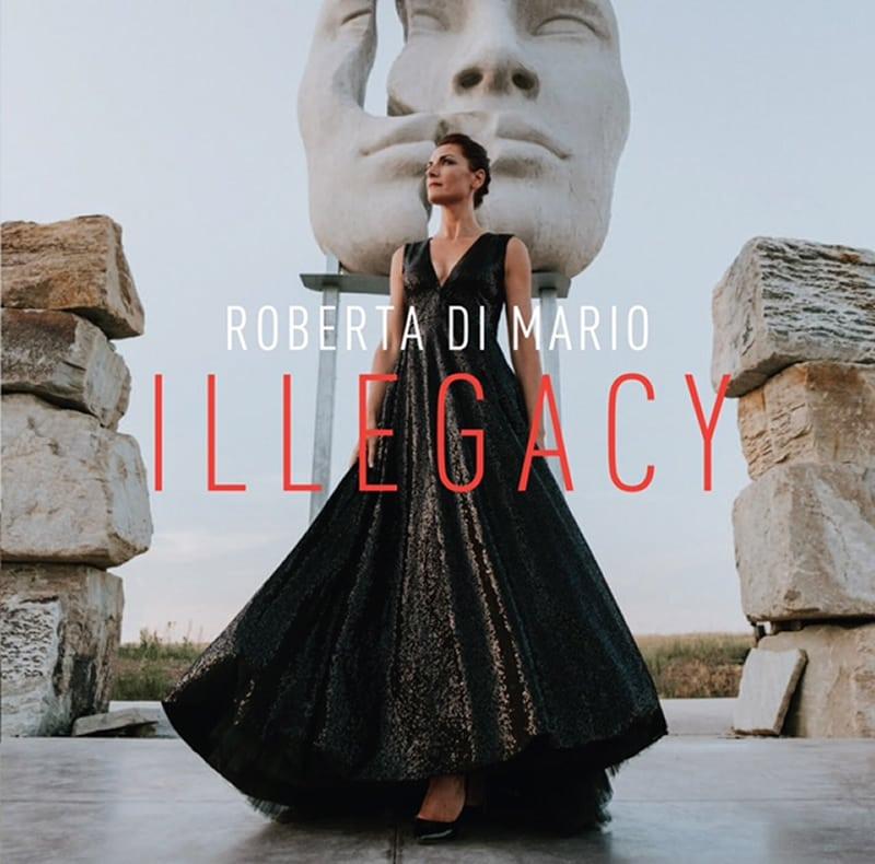Roberta Di Mario descrive Illegacy, il nuovo album