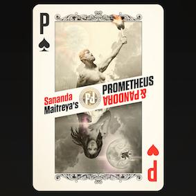 """Sananda Maitreya, tre ore di musica nel nuovo lavoro discografico """"Prometheus & Pandora"""" 2"""