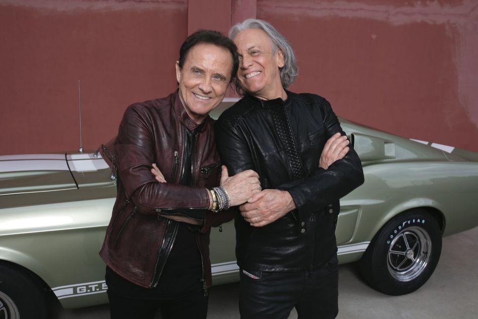 Roby Facchinetti e Riccardo Fogli presentano Insieme