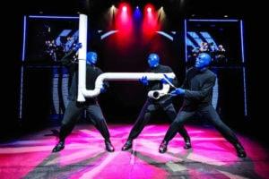 BLUE MAN GROUP: arriva in Italia lo spettacolo più colorato al mondo 1