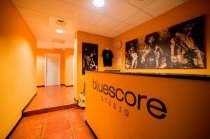Bluescore Studio Milano, studio di produzione musicale