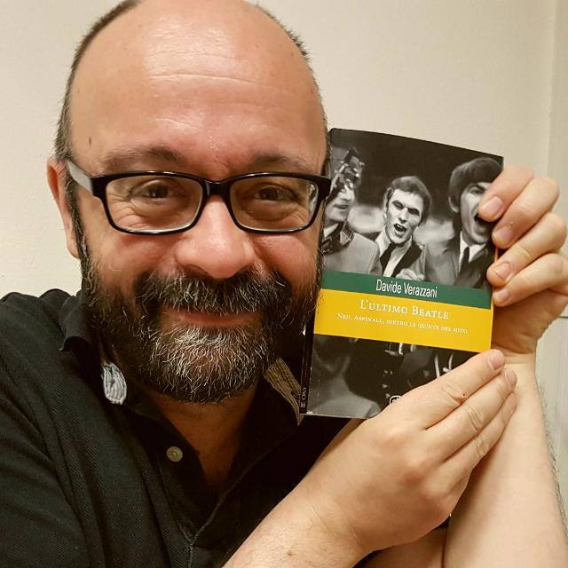 """Davide Verazzani racconta Neil Aspinall, """"L' Ultimo Beatle"""""""