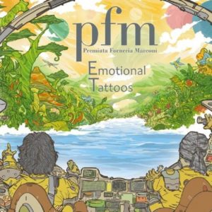 Emotional Tattoos: al via il tour di promozione del nuovo album di PMF