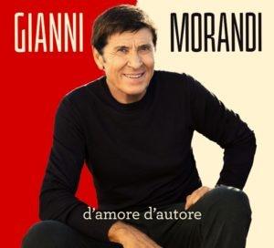 Gianni Morandi, il nuovo disco è D'amore d'autore