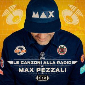 """Max Pezzali canta """"Le canzoni alla radio"""" 1"""