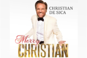 """Merry Christian"", il regalo di Natale in musica di Christian De Sica"