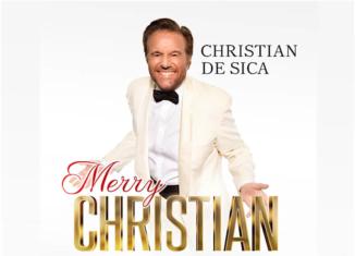 """""""Merry Christian"""", il regalo di Natale in musica di Christian De Sica"""