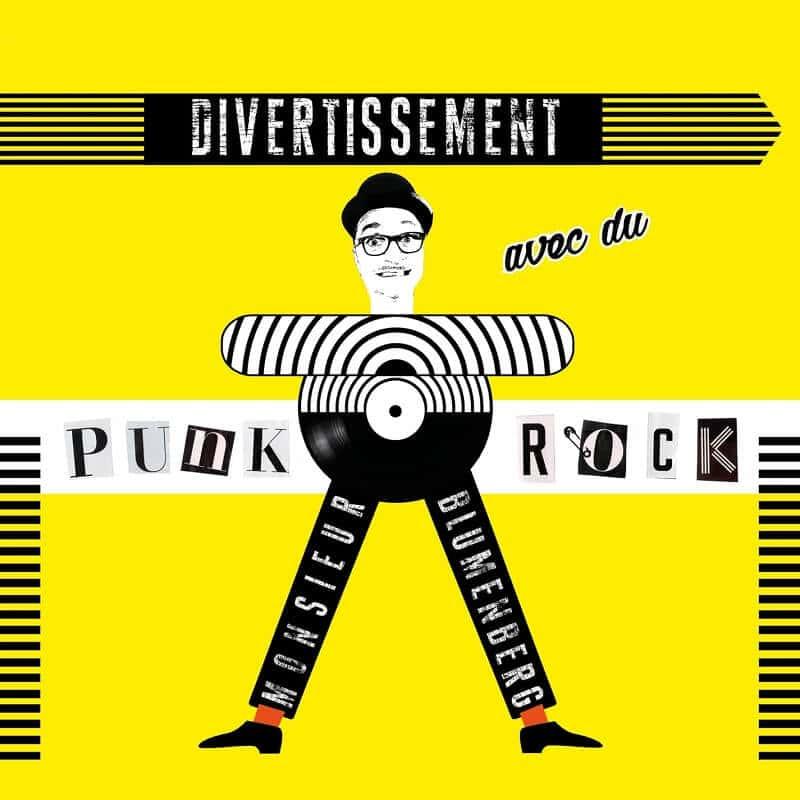 Monsieur Blumenberg, esce Divertissement Avec Du Punk