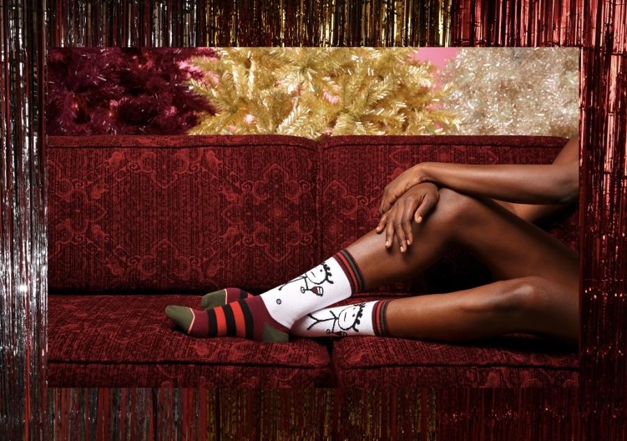 Fenty x Stance by Rihanna, la collezione dedicata al Natale