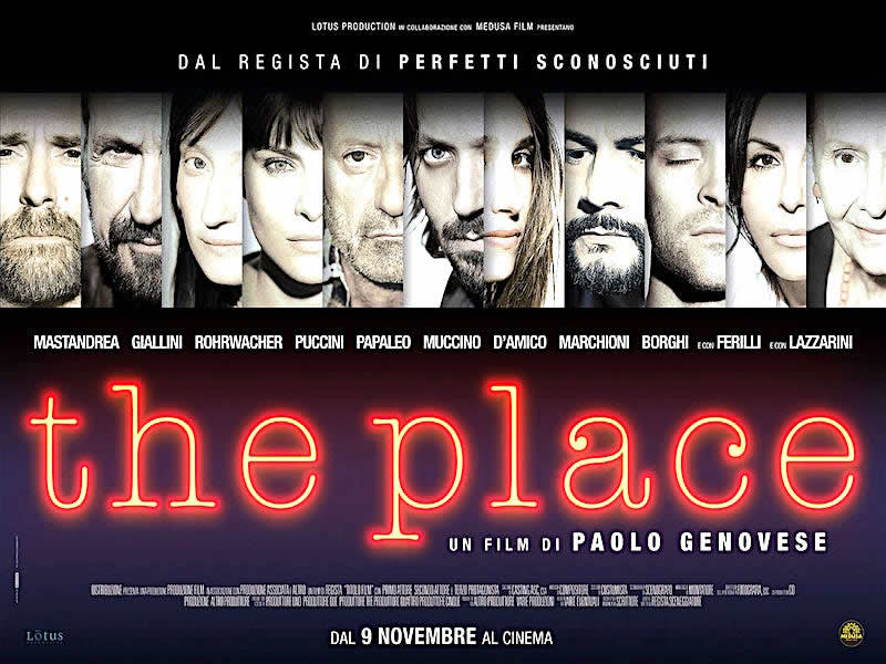 colonna sonora del film The Place