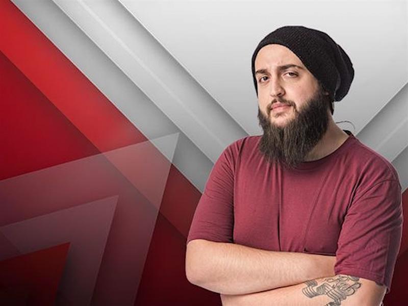 Andrea Radice, l'intervista all'ultimo eliminato di X Factor