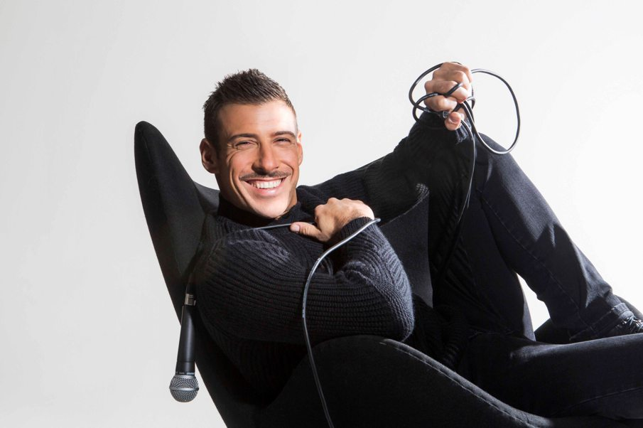 Gabbani al Winter Opening Party di Ponte di legno