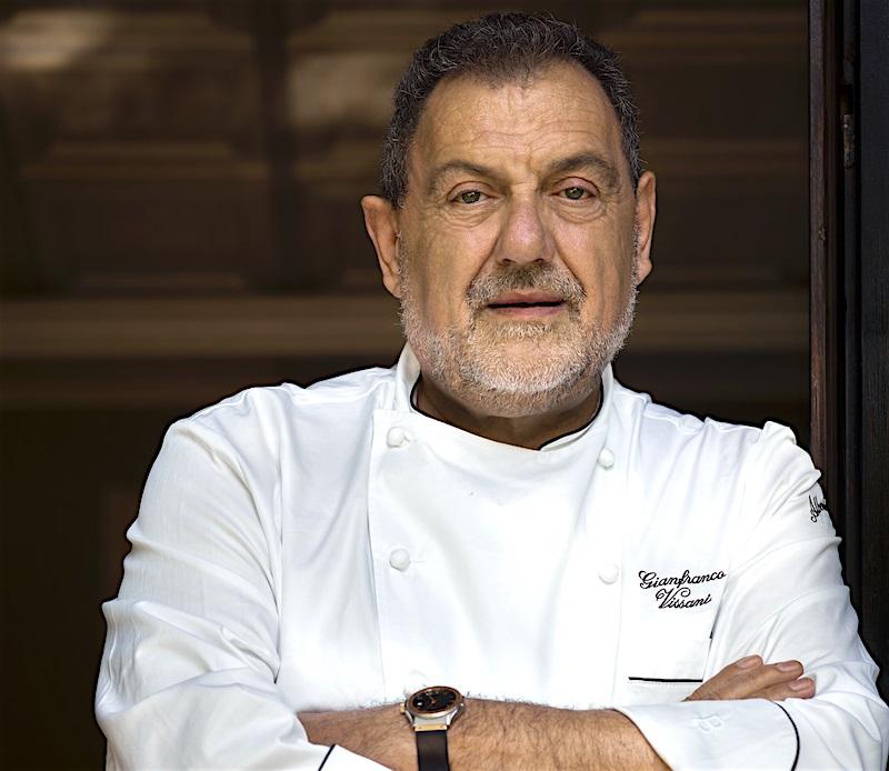 Incontro con Gianfranco Vissani