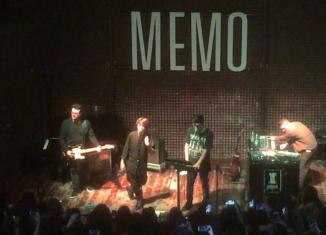 Gli Urban Strangers conquistano il Memo Music Club di Milano.