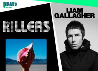 I-Days 2018, le prime conferme: Pearl Jam, Liam Gallagher, The Killers