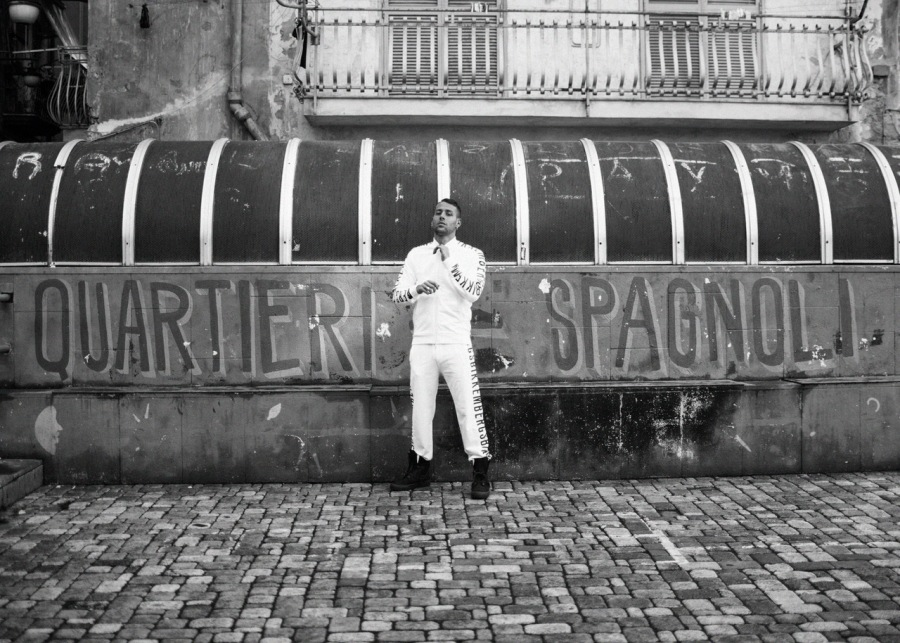 Livio Cori, da Gommorra 3 al nuovo album del rapper