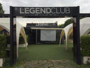 Cosa ha di particolare il Legend Club Milano