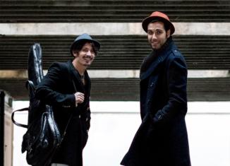 Antonio Maggio e Pierdavide Carone: Diamoci del tour