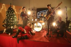 Christmas Girl dei Carnaby, band italo-americana