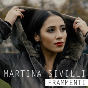 Martina Sivilli, cantante pugliese al primo brano