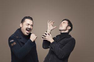 Sanremo 2018, Diodato e Roy Paci: l'intervista 1