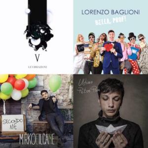 Sanremo 2018: ecco svelati gli album degli artisti in gara 1