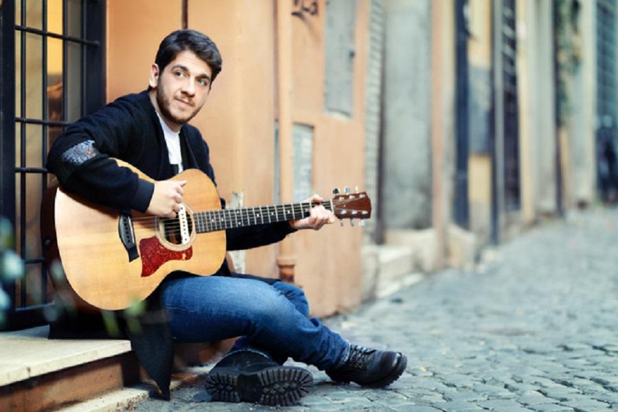 Sanremo 2018, Mirkoeilcane: l'intervista