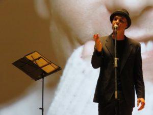 """""""Dante a teatro"""", con Niccolò Agliardi 1"""