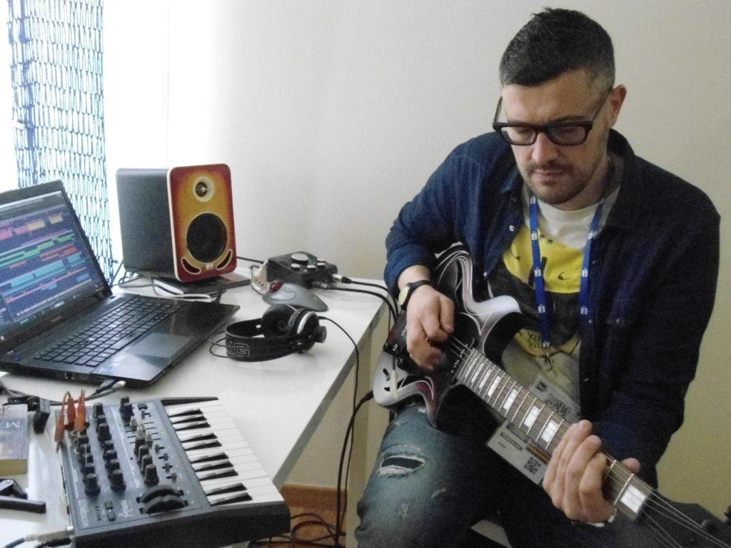Dicono di Sanremo: Lapo Consortini, musicista e arrangiatore 1