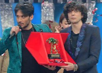 Ermal Meta e Fabrizio Moro vincono il Festival, la classifica completa