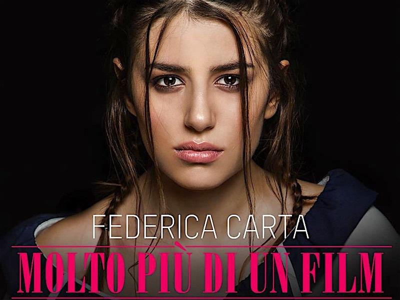 """Intervista a Federica Carta sul nuovo singolo """"Molto più di un film"""""""
