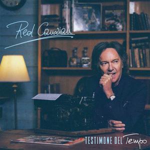 """Red Canzian presenta il disco """"Testimone del tempo"""" 1"""