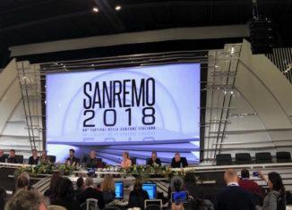 Sanremo 2018, ultima conferenza stampa