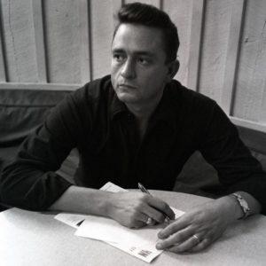 """""""Forever words"""": le parole di Johnny Cash, la musica di chi lo ha amato"""
